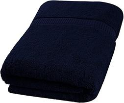 Luxury Bath Sheet Towel Royal Blue 35 x 70in Cotton Extra Be