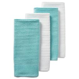 DII CAMZ36907 16x26, Set of 4-Aqua
