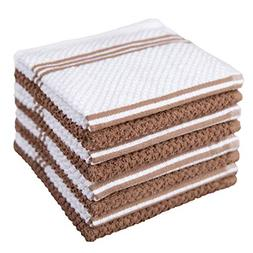 cotton terry kitchen dish towel