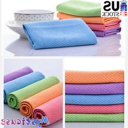 cotton terry tea towels set kitchen dish