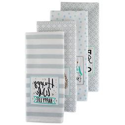 DII Cotton Wedding Dish Towels  Perfect Housewarming Gift, 1
