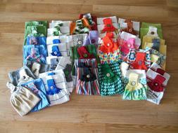 crochet top kitchen hanging hand towels you