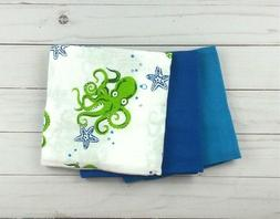 Kay Dee Designs A8368 Octopus Flour Sack Towels