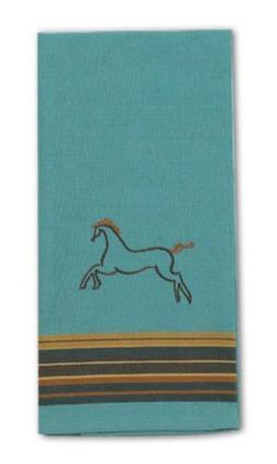 Kay Dee Designs Embroidered Sedona Horse Tea Towel