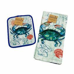 Kay Dee Designs R2202 Crabfest Potholder