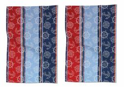 Kay Dee Designs R2808 Nautical Jacquard Tea Towel