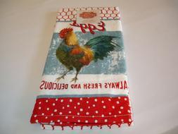Kay Dee Designs R3730 Farm Nostalgia Terry Towel