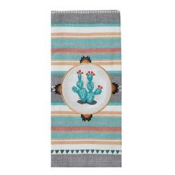 Kay Dee Designs R3877 Southwest Craze Applique Tea Towel