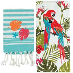 Kay Dee Designs R3999 Exotic Breeze Fouta Towel