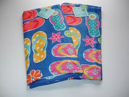 Kay Dee Designs R5310 Summer Fun Flip Flop Terry Towel