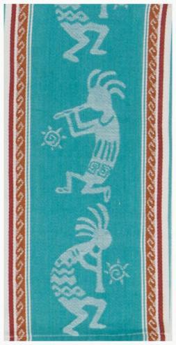 Kay Dee Designs Kokopelli Southwest Jacquard Tea Towel