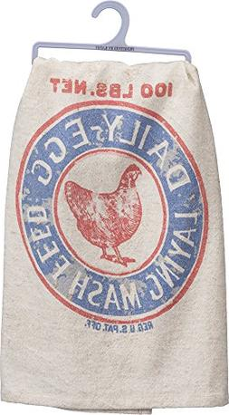 Dish Towel - Scratch Feed, Set of 3