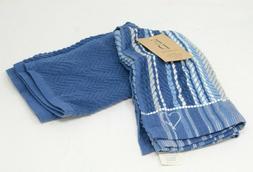 ED Ellen DeGeneres™ 2-Pack Kitchen Towels Set in Blue