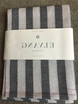 ELVANG Fence Tea Towel DENMARK 2 KITCHEN Towels 100% Organic