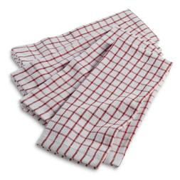 Essential Home 4-Pack Kitchen Towels - Windowpane