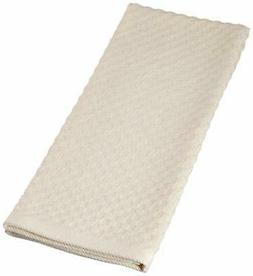 EuroCafe Waffle Weave Terry Kitchen Hand Towels - 12 Pack Wh