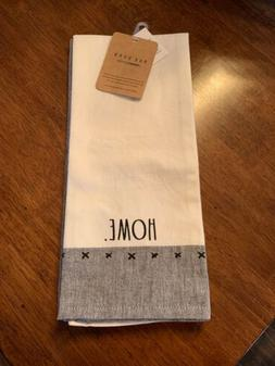 RAE DUNN Farmhouse 100% Cotton Kitchen Dish Towels HOME Set