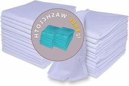 """Flour Sack Kitchen Dish,Tea Towels 100% Cotton 28""""x28"""" 6,12&"""