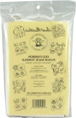 Flour Sack Towels 33X38 2/Pkg-White