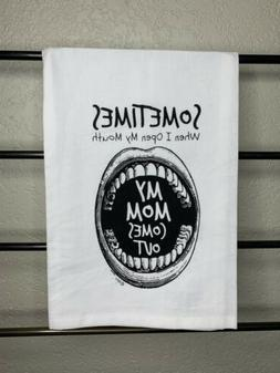 Funny Gift Hand Towels Kitchen.