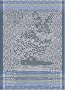 Garnier Thiebaut, Lapin Bleu Design,  French Jacquard Kitche
