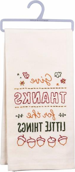 Gather Together Fall Thanksgiving Themed Decorative Cotton T
