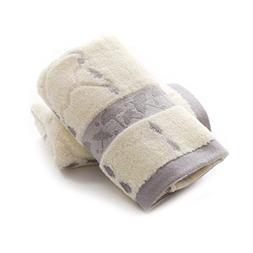 Riverbyland Gray Absorbent Cotton Towel Umbrella Pattern Set
