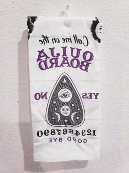 Kitchen Outfitters Halloween Ouija Board Kitchen Towels Home