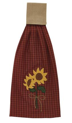 Hand Towel - Sunflower Blooms by Park Designs - Kitchen & Di