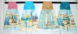 Hanging Kitchen Towels by Kaydee NAUTICAL/BEACH THEMES - Han