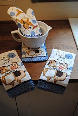 happy dog kitchen set