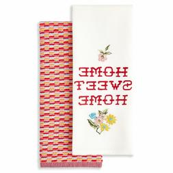 The Pioneer Woman  Home Sweet Home Kitchen Towels Set of 2
