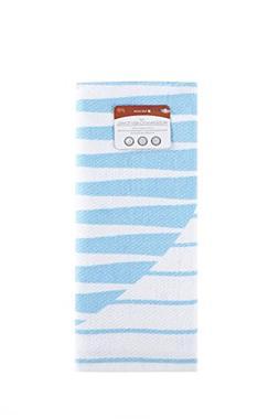 Full Circle Hue - 100% Organic Cotton Modern Kitchen Towel,