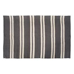 Cotton Fashion Reversible Indoor/Outdoor Cabana Stripe Woven