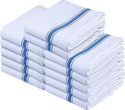 kitchen 12 pack dish towel machine washable