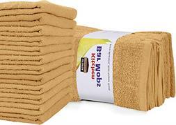 Utopia Towels Kitchen Bar Mops Towels, Pack of 12 Towels - 1