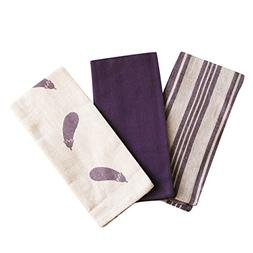 Kitchen Dish Towel by F.E.D, Extra Large Tea Towel in 3 Colo