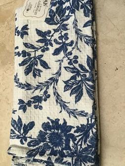 kitchen kitchen towels 2 royal blue white