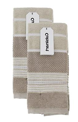 Cuisinart Kitchen, Hand and Dish Towels - Premium 100% Cotto