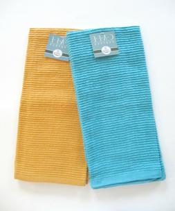 Kay Dee Designs - Kitchen Terry Towels - Peacock and Honey -