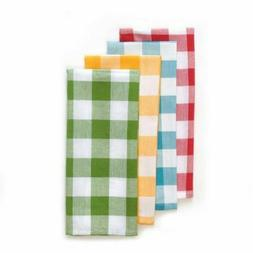 Kitchen Towel Charming Check Set of 4