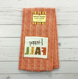 Ritz Kitchen Towel Terrycloth Happy Fall