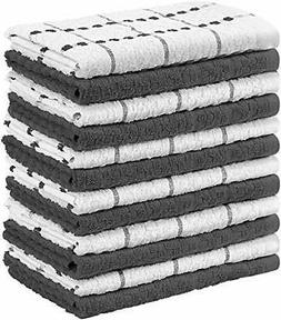 Towels 12 Pack Kitchen Towels, 15 x 25 Inches Cotton
