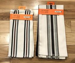 Le Creuset Kitchen Towels, Black
