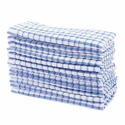 Kitchen Towels Bulk 100 Cotton Kitchen Dish-Cloths Scrubbing