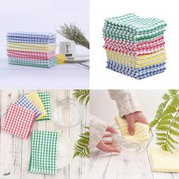 Kitchen Towels Bulk  Kitchen Dish-Cloths Scrubbing Dishcloth