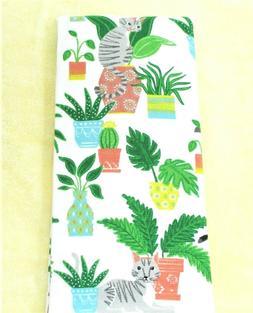 "Kitchen Towels Set of 2 dish hand 18x28"" Cynthia Rowley ~ Ca"