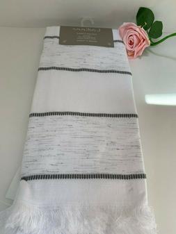"Ladinne Kitchen Towels Set Of 2 Oversized 20"" x 30"" 100% Tur"