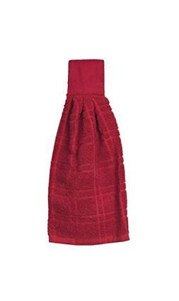 Ritz KitchenWears 100% Cotton Terry Hanging Kitchen Tie Towe