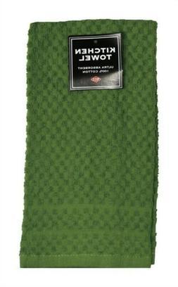 KTCHN TOWEL SOLID CACTUS by RITZ MfrPartNo 17530